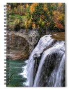 0033 Letchworth State Park Series  Spiral Notebook