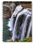 0036 Letchworth State Park Series  Spiral Notebook