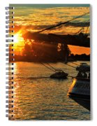 004 Empire Sandy Series Spiral Notebook