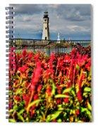 004 Summer Sunrise Series Spiral Notebook