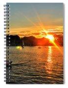 005 Empire Sandy Series Spiral Notebook