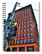 005 Guaranty Building Series Spiral Notebook