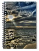 005 In Harmony With Nature Series Spiral Notebook