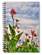 005 Summer Air Series Spiral Notebook