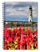 005 Summer Sunrise Series Spiral Notebook