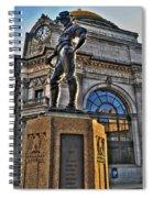 005 The Hiker Spiral Notebook