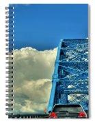 006 Grand Island Bridge Series Spiral Notebook
