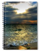 006 In Harmony With Nature Series Spiral Notebook
