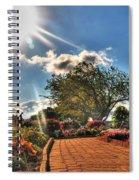 006 Summer Sunrise Series Spiral Notebook