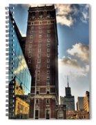 006 Wakening Architectural Dynamics Spiral Notebook