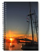 007 Empire Sandy Series Spiral Notebook