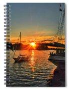 008 Empire Sandy Series Spiral Notebook