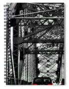 008 Grand Island Bridge Series Spiral Notebook