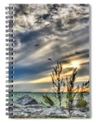 008 In Harmony With Nature Series Spiral Notebook
