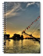 008 Uss Niagara 1813 Series Spiral Notebook
