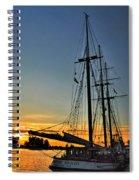 009 Empire Sandy Series Spiral Notebook