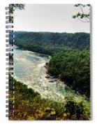 009 Niagara Gorge Trail Series  Spiral Notebook