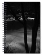 01 Niagara Falls Usa Rapids Series Spiral Notebook