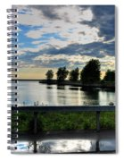 01 Reflecting Spiral Notebook