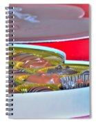 01 Valentines Series  Spiral Notebook