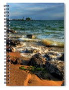 010 In Harmony With Nature Series Spiral Notebook
