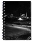 010 Niagara Falls Usa Rapids Series Spiral Notebook