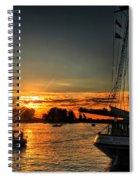 011 Empire Sandy Series Spiral Notebook
