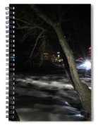 011 Niagara Falls Usa Rapids Series Spiral Notebook