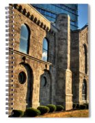 011 Wakening Architectural Dynamics Spiral Notebook