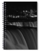 012 Niagara Falls Usa Series Spiral Notebook