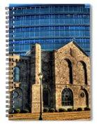 012 Wakening Architectural Dynamics Spiral Notebook