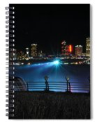 013 Niagara Falls Usa Series Spiral Notebook