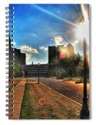 013 Wakening Architectural Dynamics Spiral Notebook