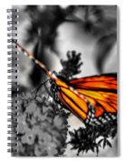 014 Making Things New Via The Butterfly Series Spiral Notebook