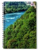 014 Niagara Gorge Trail Series  Spiral Notebook