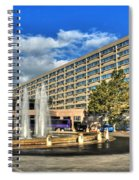 014 Wakening Architectural Dynamics Spiral Notebook