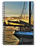 016 Empire Sandy Series Spiral Notebook