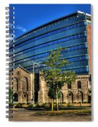 017 Wakening Architectural Dynamics Spiral Notebook