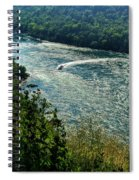 018 Niagara Gorge Trail Series  Spiral Notebook