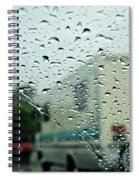 02 Crying Skies Spiral Notebook
