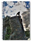 02 I'll Never Let Go Spiral Notebook