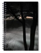 02 Niagara Falls Usa Rapids Series Spiral Notebook