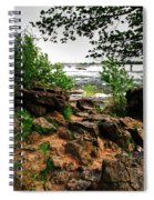 02 Three Sister Islands Spiral Notebook