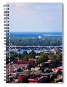 02 Toy Peace Bridge Spiral Notebook