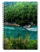 022 Niagara Gorge Trail Series  Spiral Notebook