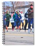 023 Shamrock Run Series Spiral Notebook