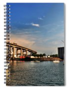025 Empire Sandy Series  Spiral Notebook