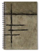 0292 Abstract Thought Spiral Notebook