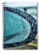 03 Crying Skies Spiral Notebook