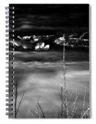 03 Niagara Falls Usa Rapids Series Spiral Notebook
